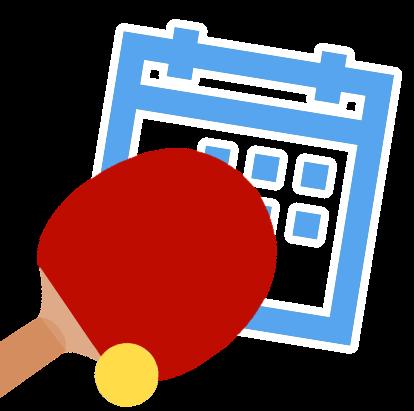 Android Tischtennis Kalender Logo